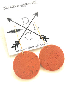 Little O Orange Shimmer Cork
