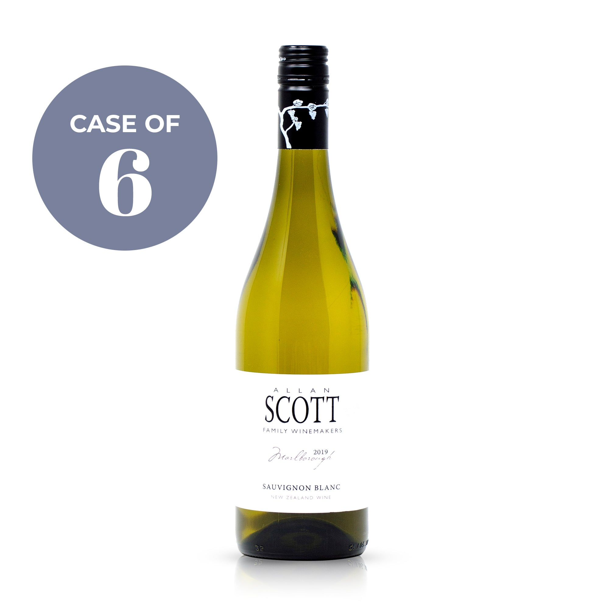 Sauvignon Blanc, Allan Scott Estate 2019