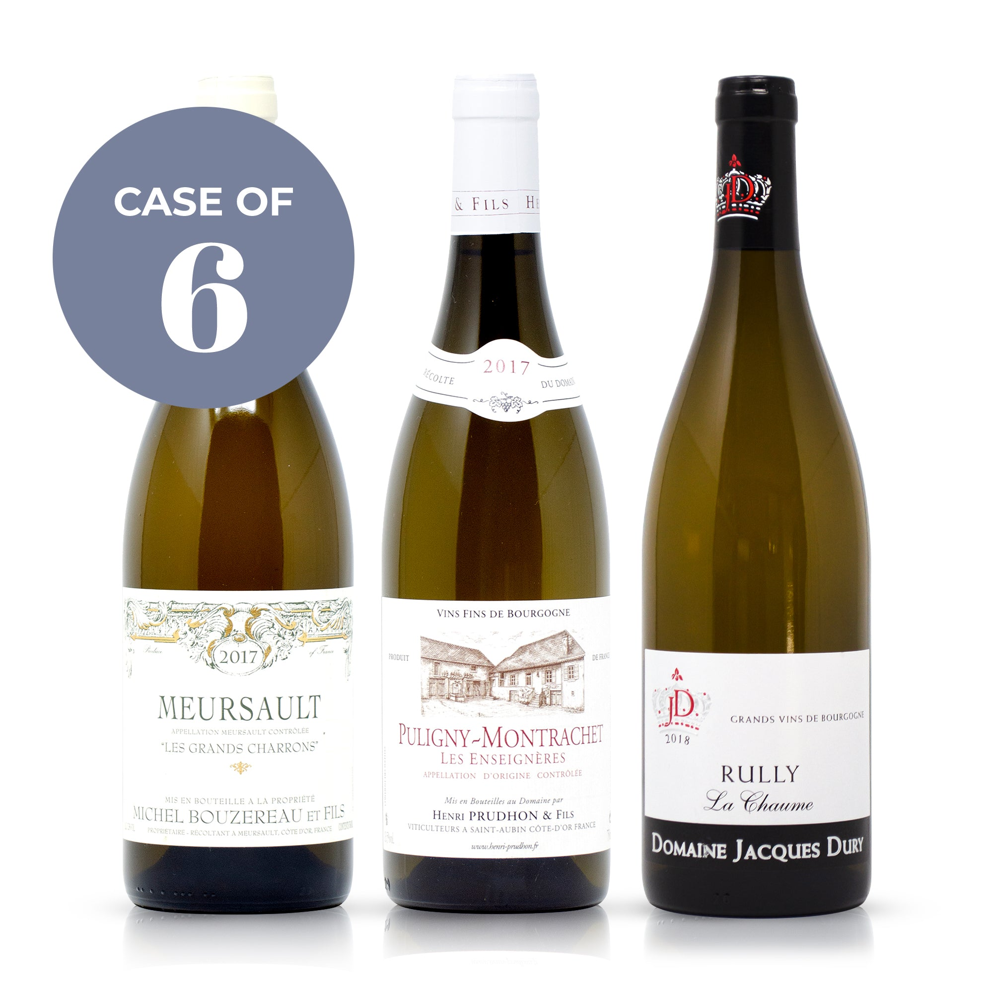 Super White Burgundy Wines