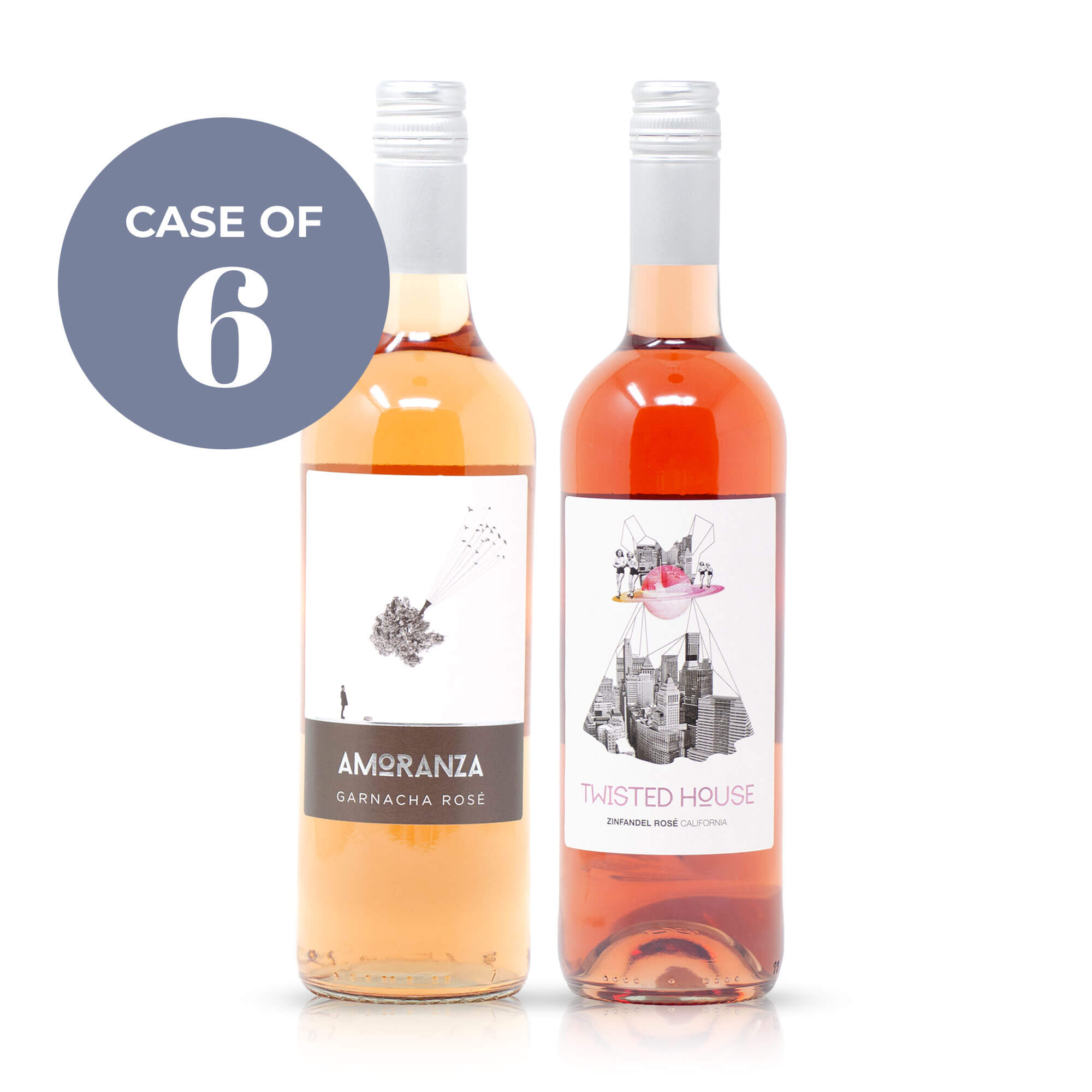 Essential Fruity Rosé Wines