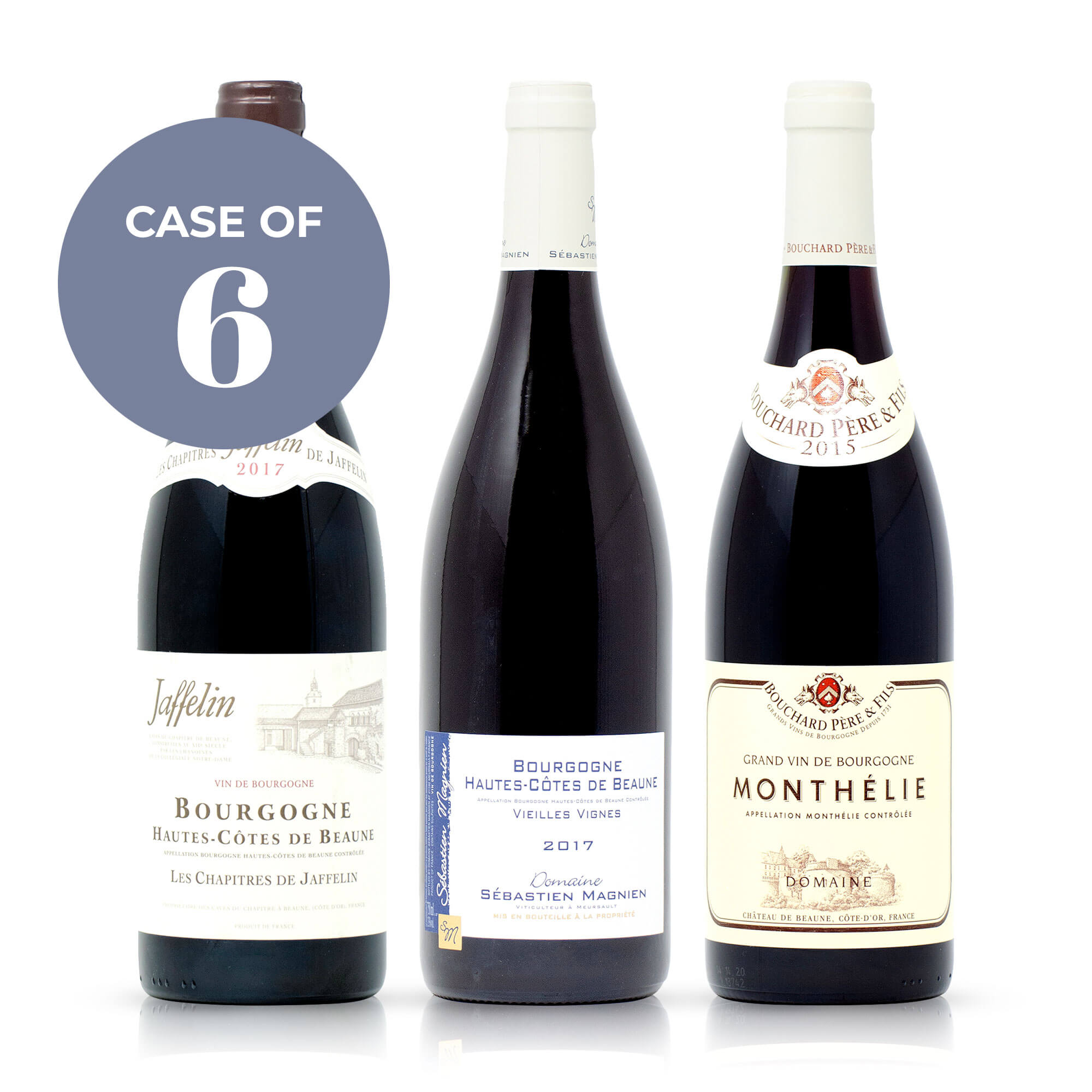 Favourite Red Burgundy Wines
