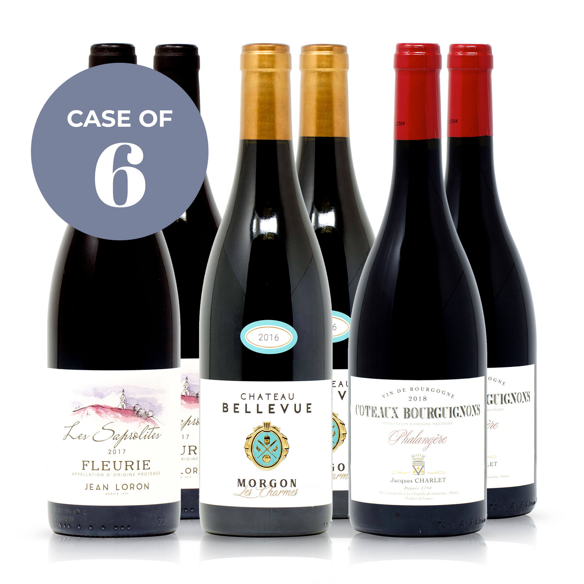Super Beaujolais Wines