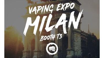 Vaping Expo 2019, Milan.