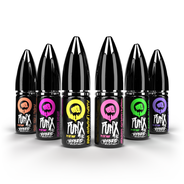 Punx by Riot 10ml Hybrid Salt E-Liquid