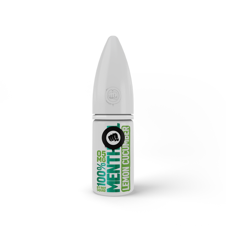 10ml cucumber menthol eliquid