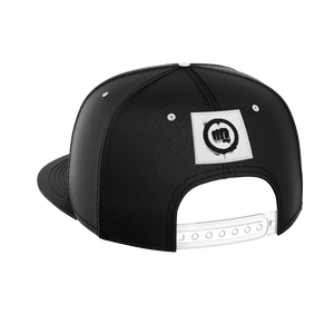 Riot Squad Custom Black Cap