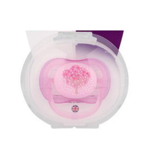 Chupeta Ultra Air Decorada - Avent - Rosa - Arvore - (0-6M)