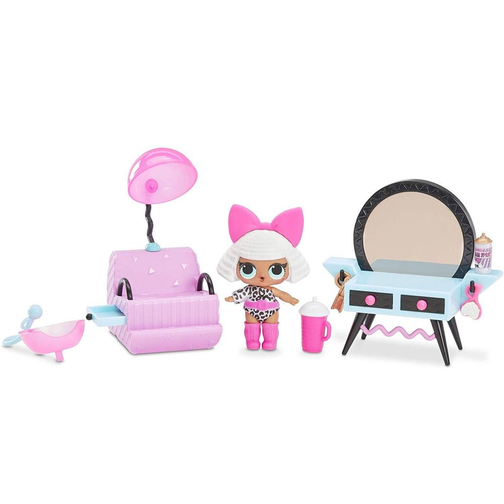 Boneca Lol Surprise Furniture With Doll - 3 anos+