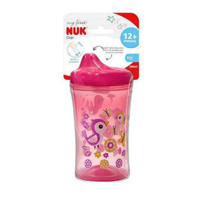Copo My First - Nuk - 295ml - Girl - (12M+)