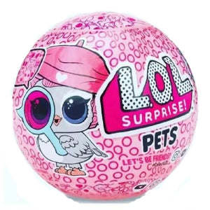 Boneca Lol Surprise Eye Spy Pets - 7 Surpresas