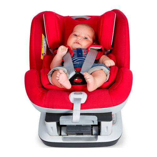 Cadeira para Auto Seat Up 012 Chicco - Red Passion - (0M+)