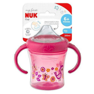 Copo My First Nuk - 200ml - Girl - (6M+)