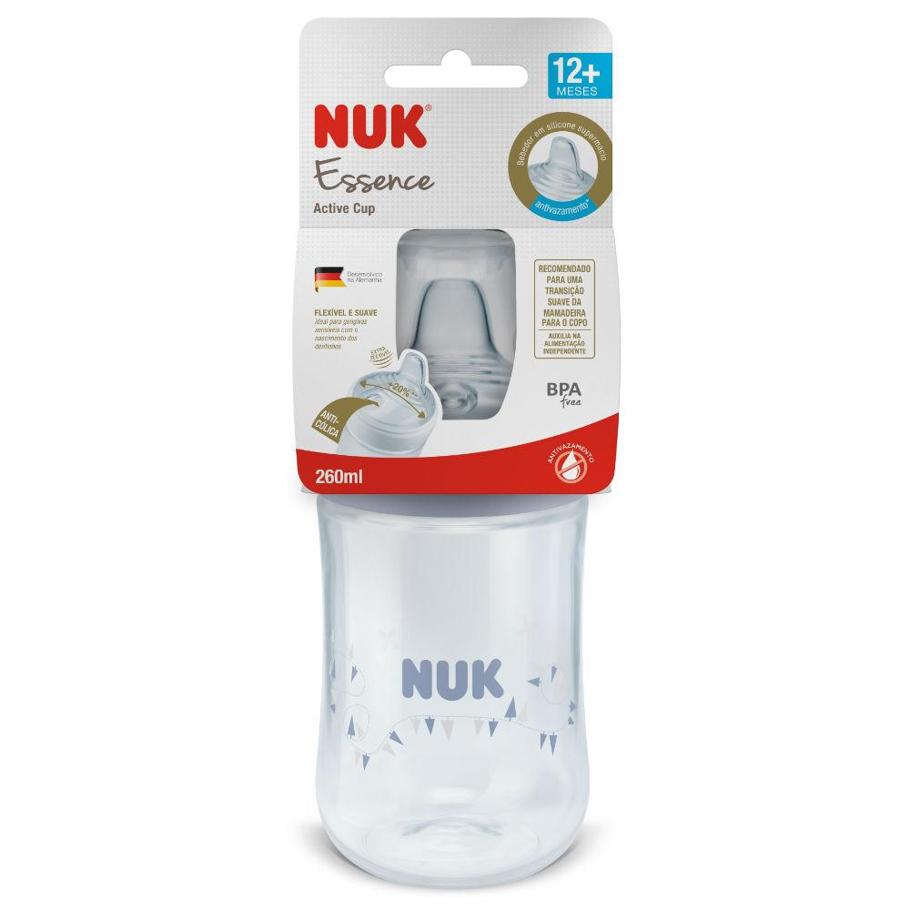 Copo Active Cup Essence - Nuk - 260ml - Boy - (12M+)