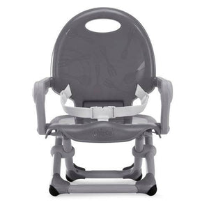 Assento Elevatório Pocket Snack - Chicco - Dark Grey - (6M+)