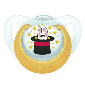 Chupeta Genius Design Clean Nuk - (0-6M)