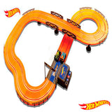 Hot Wheels Pista Track Set 380cm - Multkids - 5 anos+