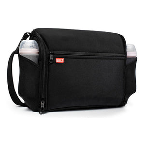 Bolsa Convertible Diaper Bag - Built - Black