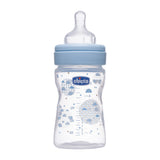 Mamadeira Wellb PP 150ml - Chicco - Boy - (0M+)