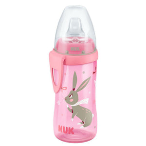 Copo Active Cup Antivazamento Nuk - 300ml - Girl - (12M+)