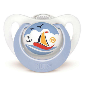 Chupeta Genius Design Nuk - Boy - (6M+)