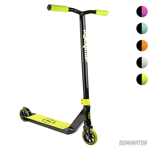 Dominator Action Sports Sniper Complete Scooter