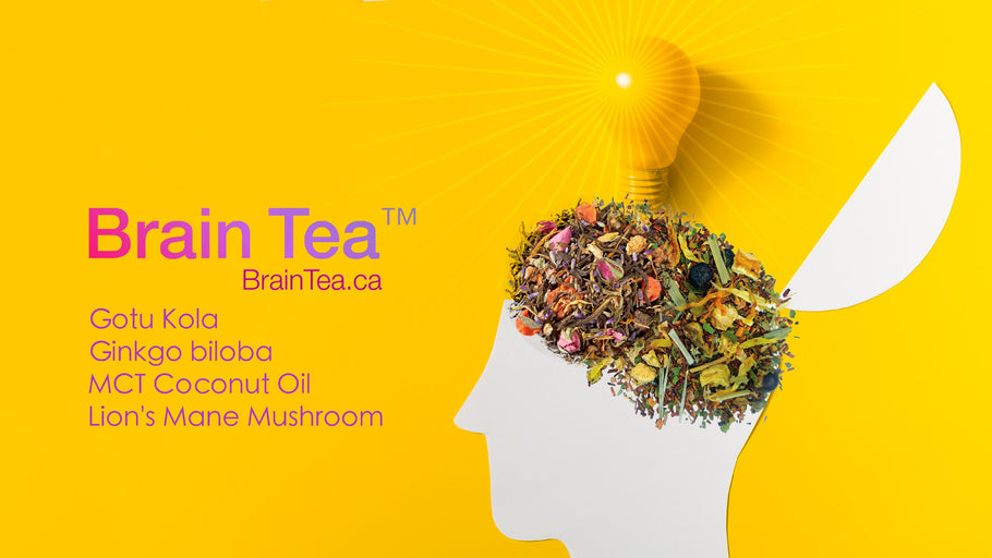 Brain Tea Benefits