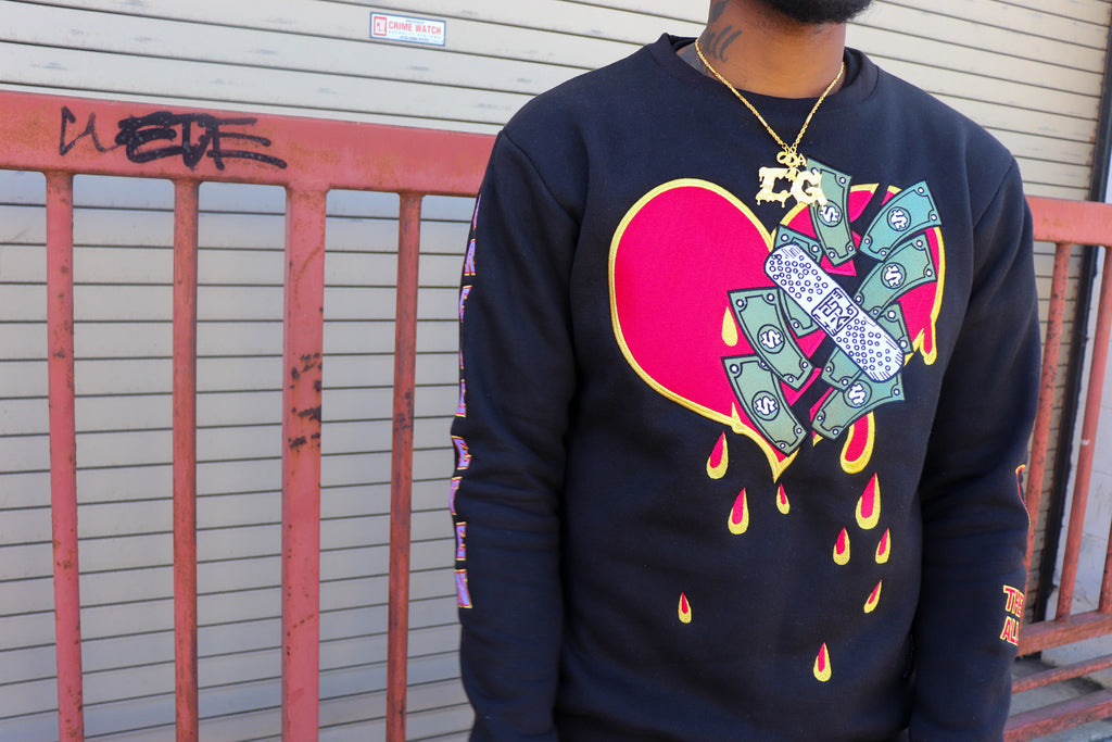 Heartbreak Crewneck