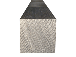 Aluminum Square Bar 3 (Grade 6061) - inchofmetal