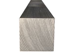 Aluminum Square Bar 2 (Grade 6061) - inchofmetal