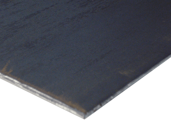 Steel Hot Rolled Sheet 14 Gauge (Grade CQ) - inchofmetal