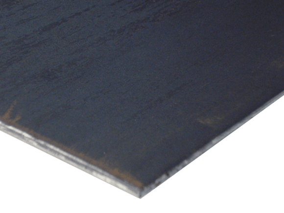 Steel Hot Rolled Sheet 16 Gauge (Grade CQ) - inchofmetal