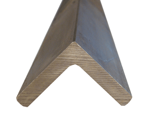 Stainless Angle 2-1/2 x 2-1/2 x 3/16 (Grade 304) - inchofmetal