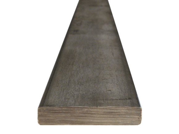 Stainless Flat Bar 1/2 x 4 (Grade 304) - inchofmetal