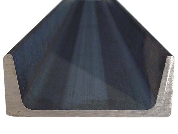 Steel Standard Channel 3 x 4.1# (Grade A36) - inchofmetal