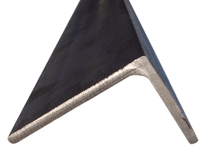 Steel Unequal Leg Angle 4 x 3 x 1/4 (Grade A36) - inchofmetal