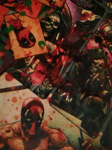 Juppaman Artwork | Deadpool Blanket | Deadpool - Why I should be an Avenger