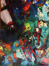 Charger l'image dans la galerie, Juppaman Artwork | Harley Quinn blanket | Harley Quinn - Because we love cray