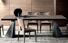 Load image into Gallery viewer, Camel Elite Day Italian Extending Rectangular Dining Table 140/160/200cm