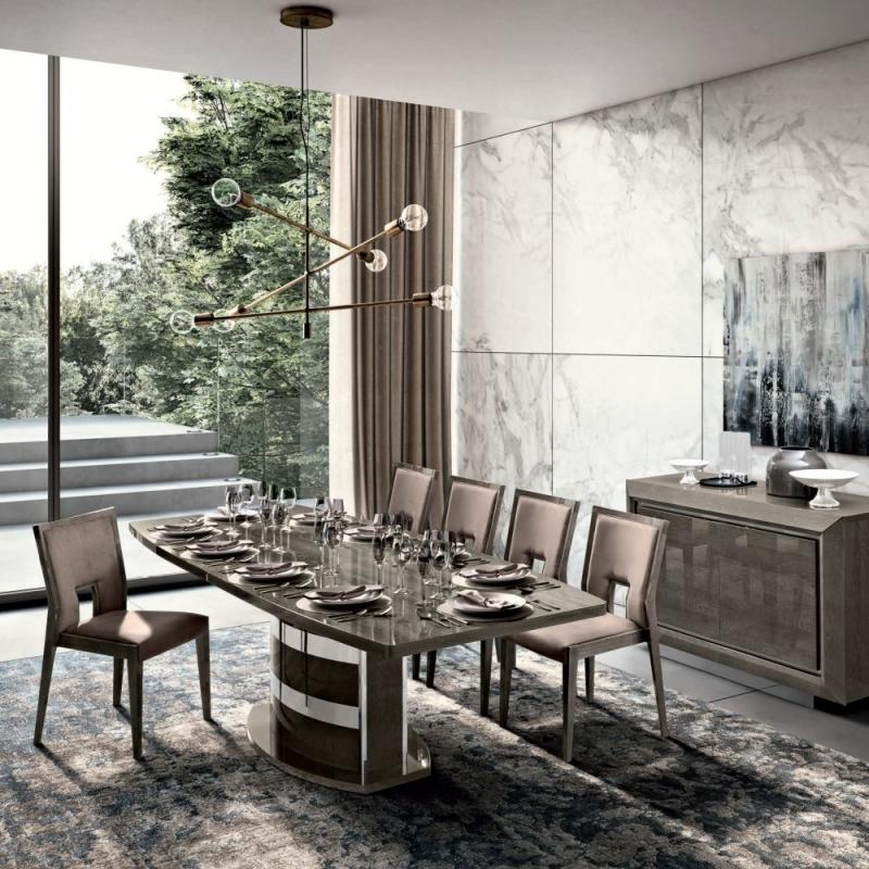 Camel Elite Day Italian Ambra Dining Chair - AR Furnishings - Specialists In Bringing Luxury Into Your Home.