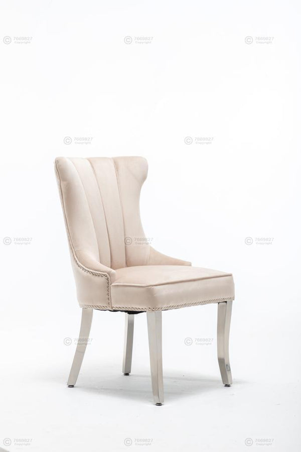 Montpellier Plush Velvet Dining Chair - Available in 4 Colours