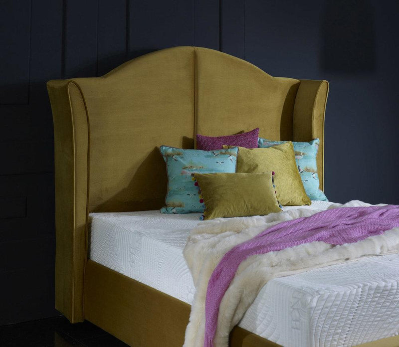 Buckingham Bespoke Bed Frame - AR Furnishings - Specialists In Bringing Luxury Into Your Home.
