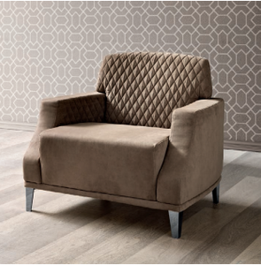 Ambra Pulsar Leather Armchair - ImagineX Furniture & Interiors