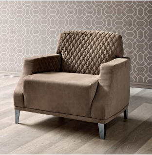 Ambra Pulsar Leather Armchair - AR Furnishings - Specialists In Bringing Luxury Into Your Home.