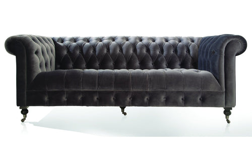 Darby 2 Seater Sofa - Grey