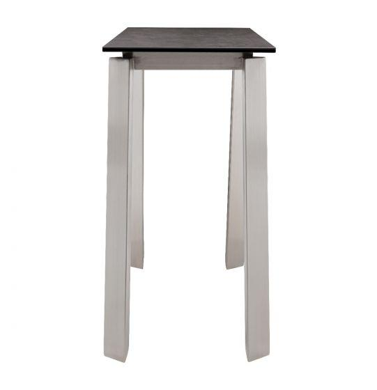 Agata Grey Ceramic Console Table - AR Furnishings - Specialists In Bringing Luxury Into Your Home.