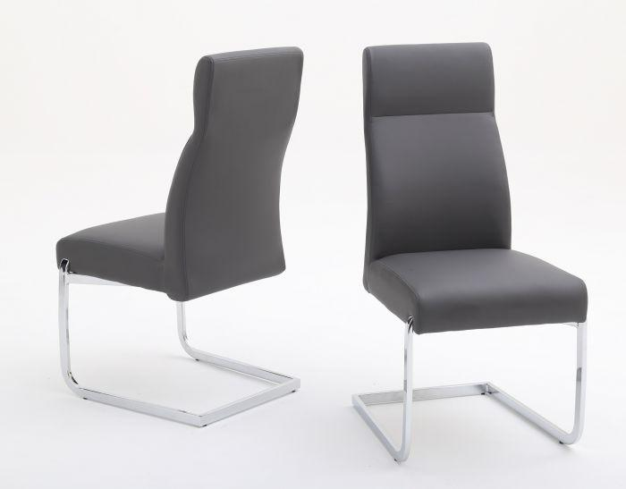 Torelli Dante Leather Dining Chair - 4 Colours - AR Furnishings - Specialists In Bringing Luxury Into Your Home.