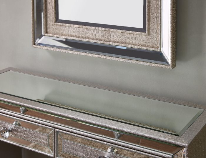 Sofia Console Table + Mirror Set - AR Furnishings