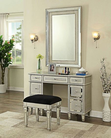 Sofia Dressing Table - AR Furnishings - Specialists In Bringing Luxury Into Your Home.