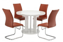 Load image into Gallery viewer, Ellie 107cm Dining Set + 4 Jasper Dining Chairs
