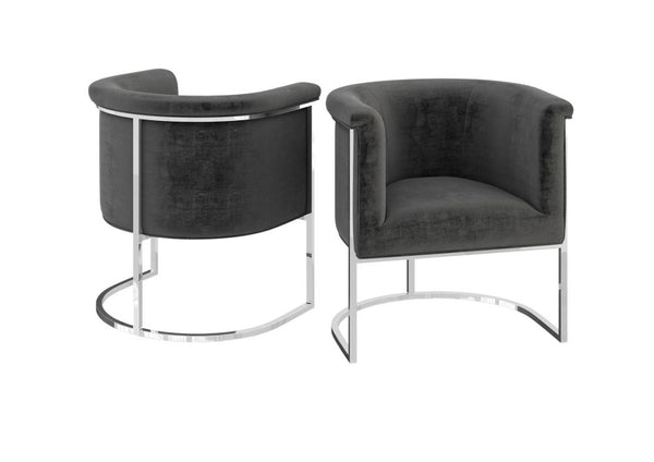Martina Lounge Chair - AR Furnishings - Specialists In Bringing Luxury Into Your Home.